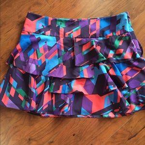 AX Armani Exchange mini skirt sz 4